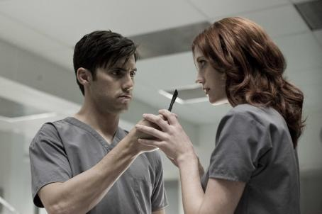 Pathology MILO VENTIMIGLIA stars as Ted Gray and LAUREN LEE SMITH stars as Juliette Bath in the psychological thriller PATHOLOGY, distributed by Metro-Goldwyn-Mayer Distribution Co., A Division of Metro-Goldwyn-Mayer Studios Inc. Photo credit: Saeed Adyani