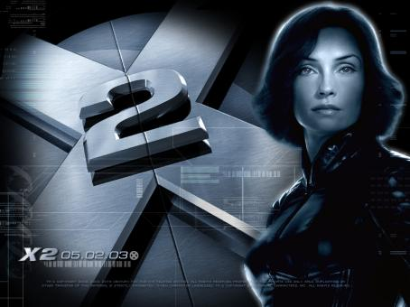 Jean Grey 20th Century Fox's X2 - 2003 (Dr. Jean Gray)