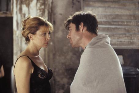 Marton Csokas Natasha Richardson & ; Photo By: Colm Hogan