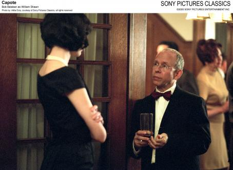 Bob Balaban  as William Shawn; Photo by: Attila Dory, courtesy of Sony Pictures Classics, all rights reserved.