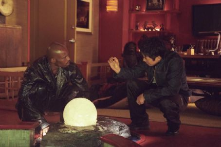 DMX  and Jet Li star in Warner Bros. Pictures action thriller 'Cradle 2 the Grave.'