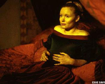 Girl with a Pearl Earring Essie Davis stars as Catharina in  - 2003