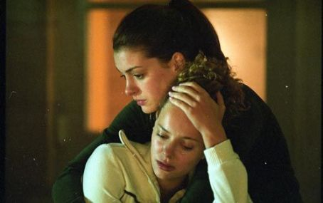 Havoc Bijou Phillips as Emily and Shiri Appleby as Amanda in crime dramas'  - 2005