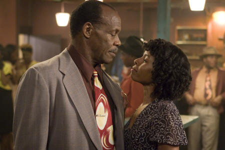 Honeydripper Danny Glover and Lisa Gay Hamilton in .