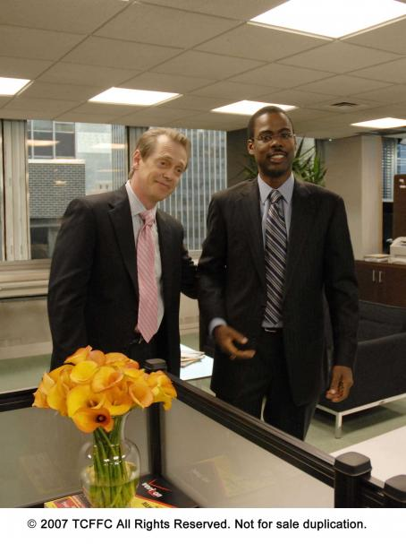 I Think I Love My Wife From left: Steve Buscemi and Chris Rock in I THINK I LOVE MY WIFE. Photo Credit: Phil Caruso