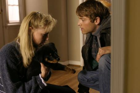 Karla Homolka Laura Prepon and Misha Collins in Quantum Entertainment's Karla - 2006
