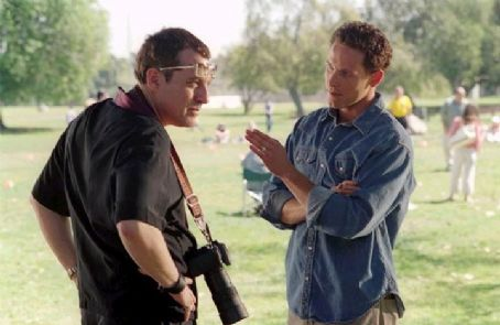 Paparazzi Tom Sizemore and Cole Hauser in  - 2004