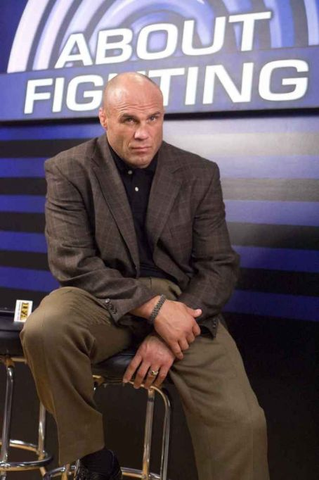 Randy Couture  as Dylan Flynn. Photo by Lorey Sebastian, © The Redbelt Company, LLC, courtesy Sony Pictures Classics. All Rights Reserved.