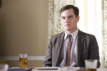 "Michael Shannon  as ""John Givings"" stars in REVOLUTIONARY ROAD. Photo by Francois Duhamel"
