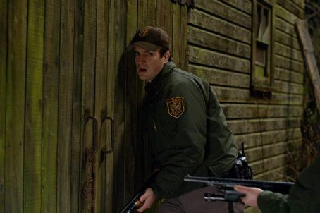 Nathan Fillion  is Bill Pardy in James Gunn's 2006 horror movie Slither