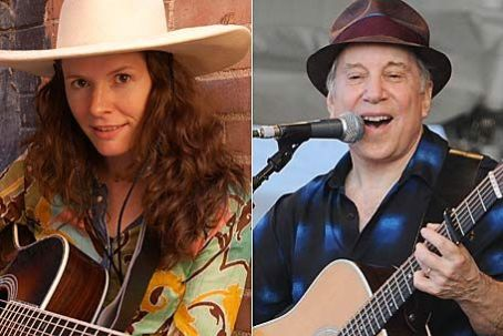 Edie Brickell Paul Simon and
