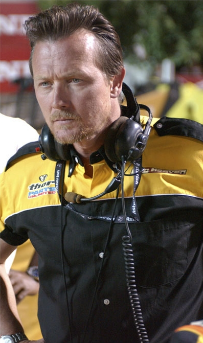 Robert Patrick  as Earl in 20th Century Fox' action Supercross - 2005