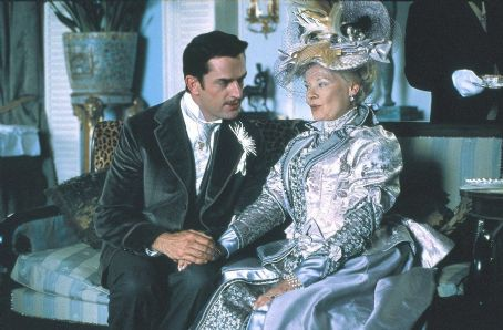 The Importance of Being Earnest Judi Dench and Rupert Everett in Miramax's  - 2002