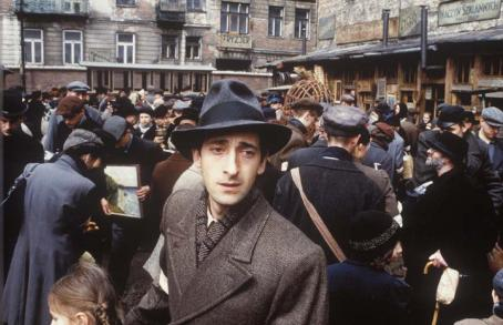 Adrien Brody in Focus Films' The Pianist - 2002