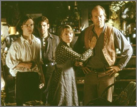 Tuck Everlasting Jonathan Jackson, Scott Bairstow, Sissy Spacek and William Hurt in Disney's  - 2002