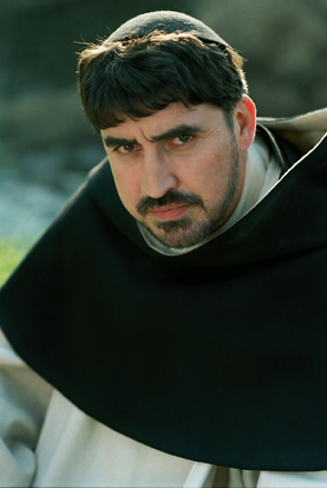 Johann Tetzel Alfred Molina in Luther - 2003