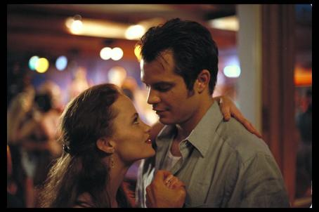 Angela Bettis  as Effie and Timothy Olyphant as Sonny in Coastlines directed by Victor Nunez. Photo credit: Jamie Midgley an IFC First Take release.