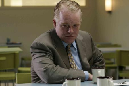 Philip Seymour Hoffman  star as Andy in Sidney Lumet drama thriller Before the Devil Knows You're Dead.