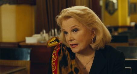 Gena Rowlands  star as Gena (segment 'Quartier Latin') in Paris, je t'aime.