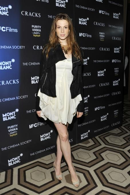 Elettra Wiedemann - The Cinema Society & Montblanc Host A Screening Of ''Cracks'' in NYC - 16.03.2011