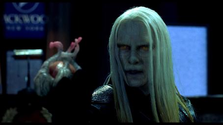 Luke Goss  star as Prince Nuada in Universal Pictures' Hellboy 2: The Golden Army.