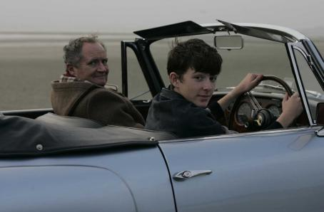 Matthew Beard Left: Jim Broadbent as Arthur Morrison. Right:  as Young Blake. Photo by Giles Keyte © 2006 Father Features Limited, courtesy Sony Pictures Classics. All Rights Reserved.