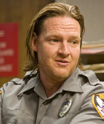 Donal Logue  star as Bunting in Sony Pictures Entertainment and Stage 6 Films' The Lodger.