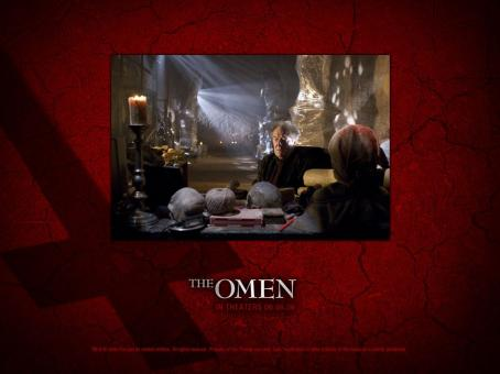 Michael Gambon  as Carl Bugenhagen in Horror Thriller movie, The Omen - 2006