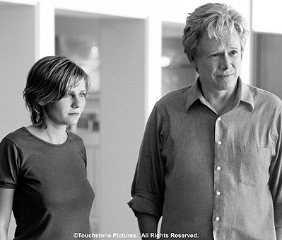 Bruce Davison Kirsten Dunst and  in Touchstone's crazy/beautiful - 2001
