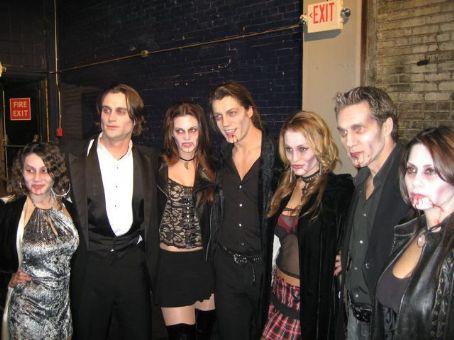 Christina Cindrich L to R: Miranda Kwok, Daniel Goddard, Rachael Gillam, Eric Etebari, , Gary Daniels and Sandra Ramirez.