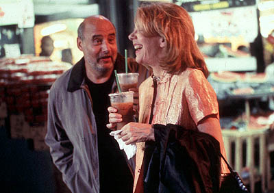 Jill Clayburgh Jeffrey Tambor and  in USA Films' Never Again - 2002