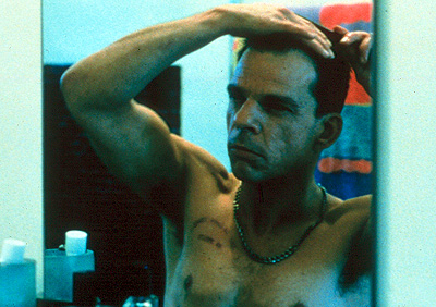 Beau travail Denis Lavant as Galoup in New Yorker Films' Beau Travail - 2000