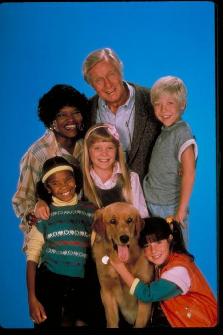 Punky Brewster Punky Cast Shot