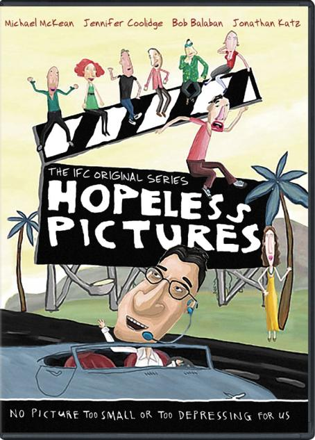 Hopeless Pictures A scene from  Boxart