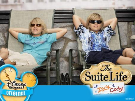 The Suite Life of Zack and Cody  (TV Series) Wallpaper