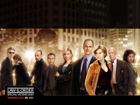 Ice-T Law and Order: Special Victims Unit (TV Series) Wallpaper
