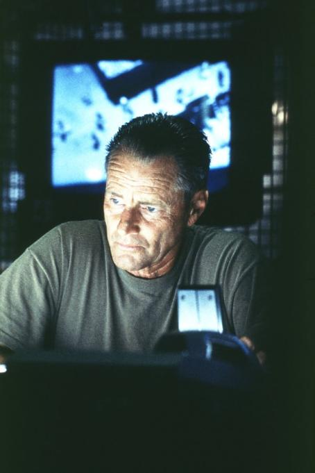 Sam Shepard  as Major General William F. Garrison in Columbia's Black Hawk Down - 2001