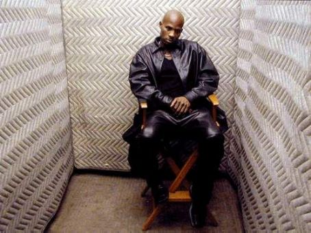 DMX  in Warner Brothers' Exit Wounds - 2001