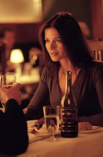 Jill Hennessy  in Warner Brothers' Exit Wounds - 2001