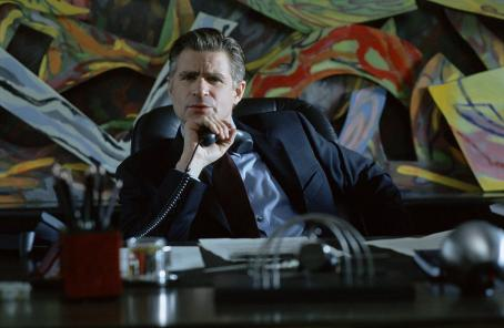 Hollywood Ending Treat Williams stars as Hal Yeager, the head of the studio, in Dreamworks'  - 2002
