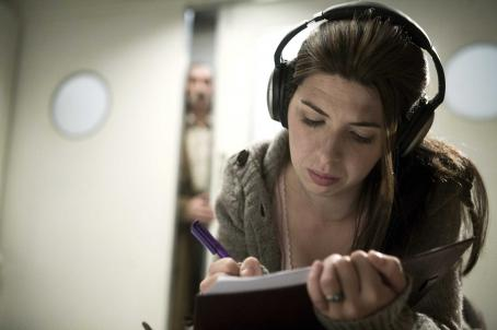 Heather Matarazzo Lorna () in Eli Roth's HOSTEL PART II. Photo credit: Rico Torres / Lionsgate