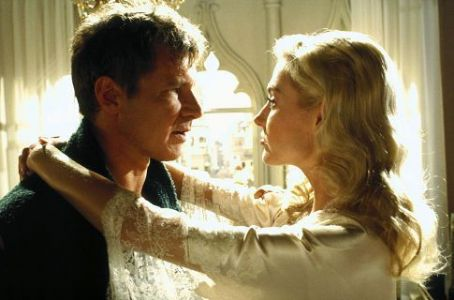 Alison Doody Harrison Ford and Alison Doddy in Paramount's Indiana Jones and the Last Crusade - 1989