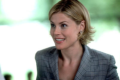 Julie Bowen  as Meg Harper, a corporate 'wellness coordinator,' in 20th Century Fox's Joe Somebody - 2001
