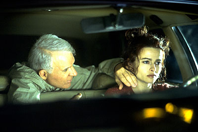 Novocaine Steve Martin and Helena Bonham-Carter in Artisan's  - 2001