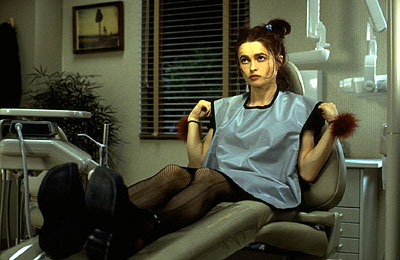 Novocaine Helena Bonham-Carter is Susan Ivy, a seductive new patient with an appetite for painkillers in Artisan's  - 2001