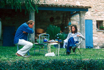 Passion of Mind Stellan Skarsgard and Demi Moore in Paramount Classics'  - 2000