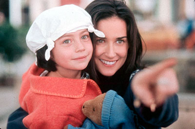 Passion of Mind Chaya Cuenot and Demi Moore in Paramount Classics'  - 2000