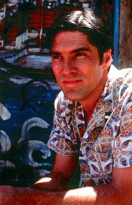 Psycho Beach Party Thomas Gibson as Kanaka in Strand's  - 2000