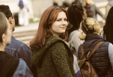 Mary Jane Watson Kirsten Dunst as Mary Jane in Columbia Pictures' Spider-Man - 2002