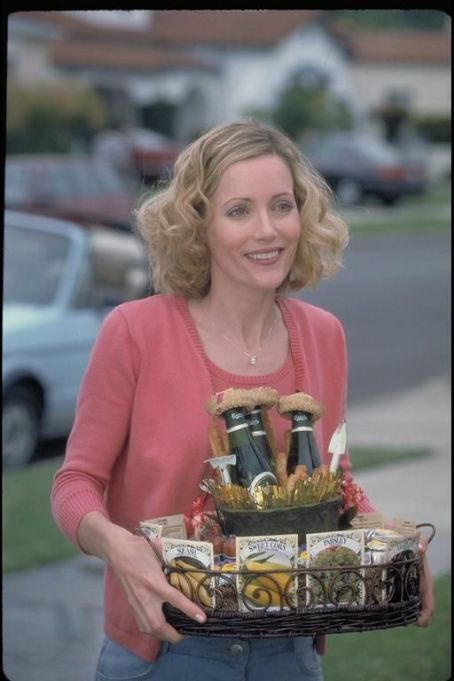 Leslie Mann  in Columbia's Stealing Harvard - 2002